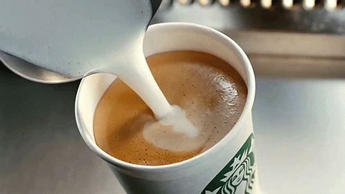 Dark Barrel Latte