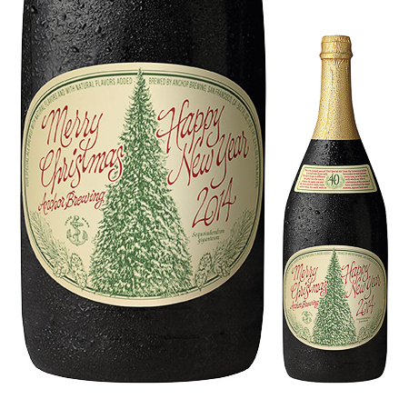 Anchor Christmas Ale 2014