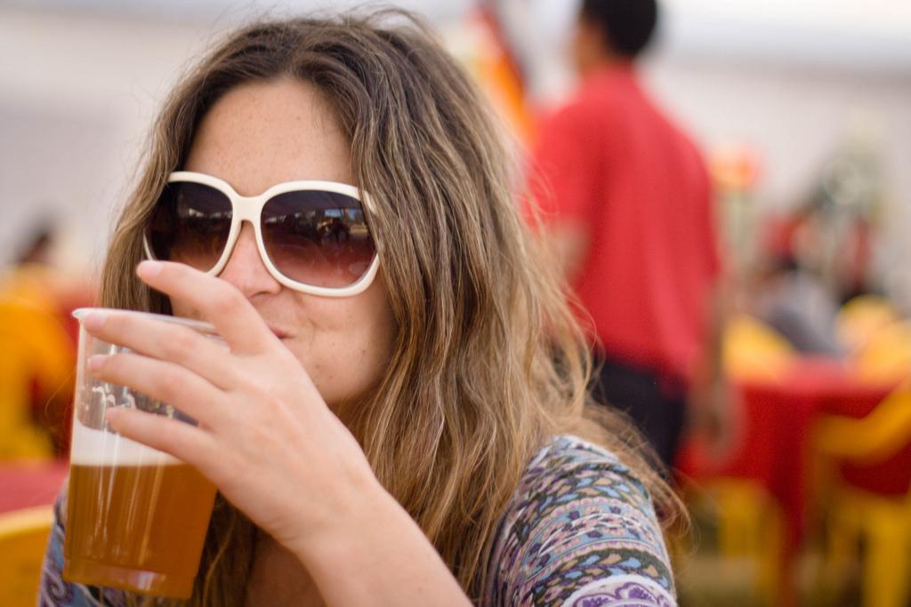 cerveja feliz
