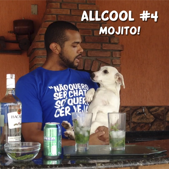 AllCool #4 - Como fazer Mojito